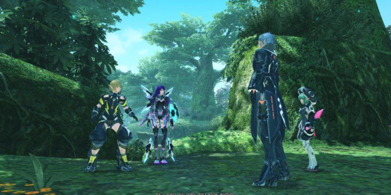 Обзор Phantasy Star Online 2