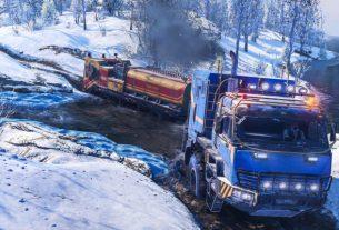 SnowRunner движется в направлении новой карты и миссий в следующем обновлении