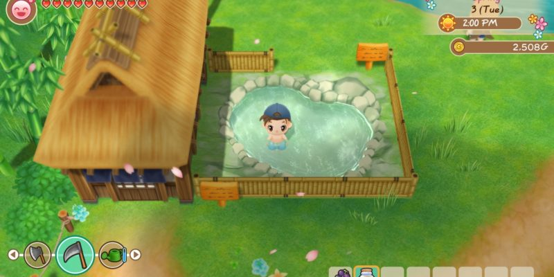 Story of Seasons: Friends of Mineral Town выходит на ПК