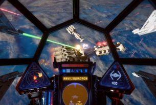 Star Wars Squadrons прибывают с захватывающими воздушными боями и многопользовательским совершенством на EA Play Live 2020