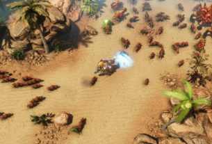 Riftbreaker смешивает tower defense с RTS в экшн-RPG