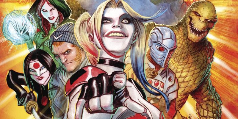 Rocksteady, как сообщается, разрабатывает игру Suicide Squad