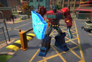 Трансформеры: Battlegrounds разворачивается в октябре этого года