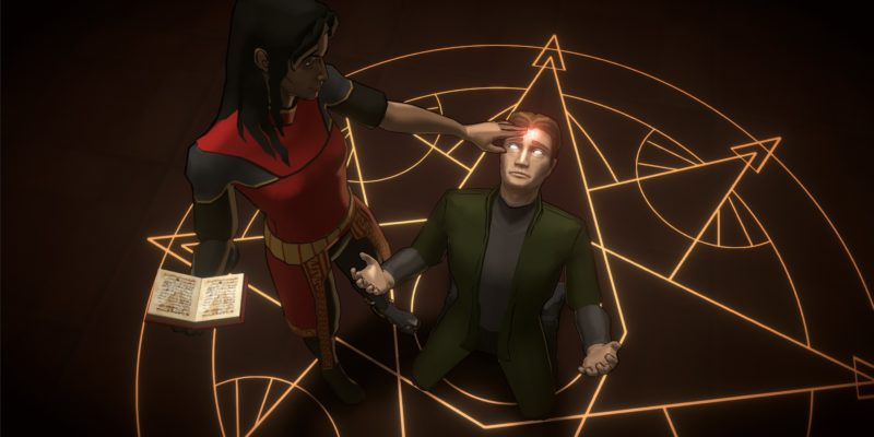 Lucifer Within Us позволяет раскрыть правду как сверхъестественный детектив