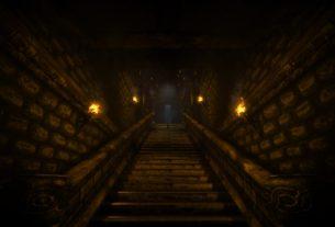 Amnesia: The Dark Descent - Remastered мод выглядит ужасно хорошо