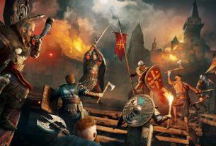 Ubisoft представляет более 30 минут геймплея Assassin's Creed Valhalla