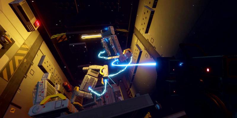 Hardspace: Shipbreaker добавляет режим Open Shift без ограничения по времени