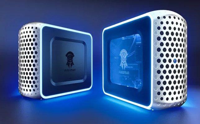 Konami выходит на рынок пользовательских игровых ПК с линейкой настольных компьютеров Arespear