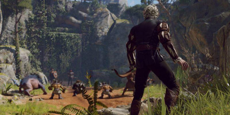 Larian Studio подробно описывает изменения в бою и стелсе Baldur's Gate 3