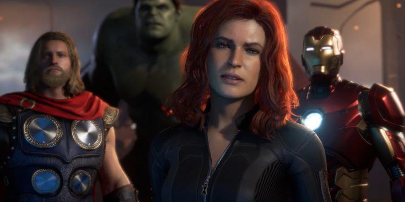 Прямой эфир War Table для будущей игры Marvel's Avengers 29 июля