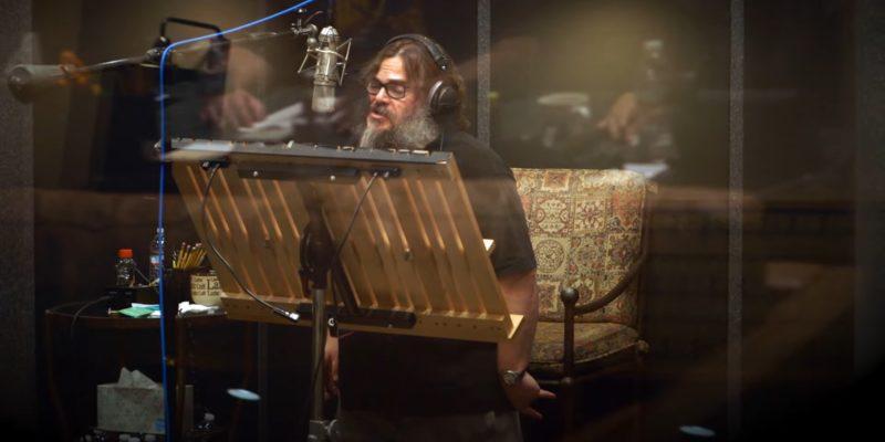 Psychonauts 2 в роли Джека Блэка в качестве композитора саундтрека