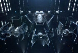 EA делится глубоким погружением в Star Wars: Squadrons истребители и систем