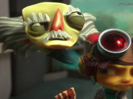 Double Fine восстановил контент Cut в Psychonauts 2 после присоединения к Xbox Game Studios