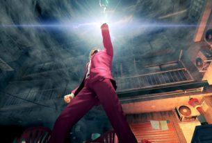 Yakuza: Like a Dragon прибывает в ноябре со звездной силой Джорджа Такеи