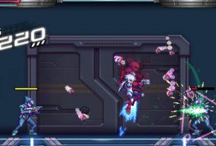 Обзор Azure Striker Gunvolt 2 - Превосходство на ПК