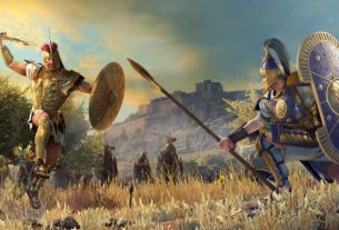 Обзор Total War Saga: Troy - Бессмертие, оно твое