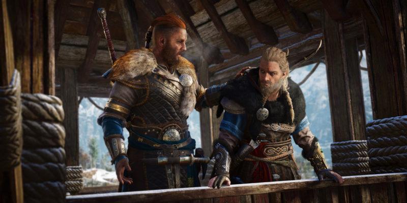 Последний трейлер Assassin's Creed Valhalla стал мифическим и историческим