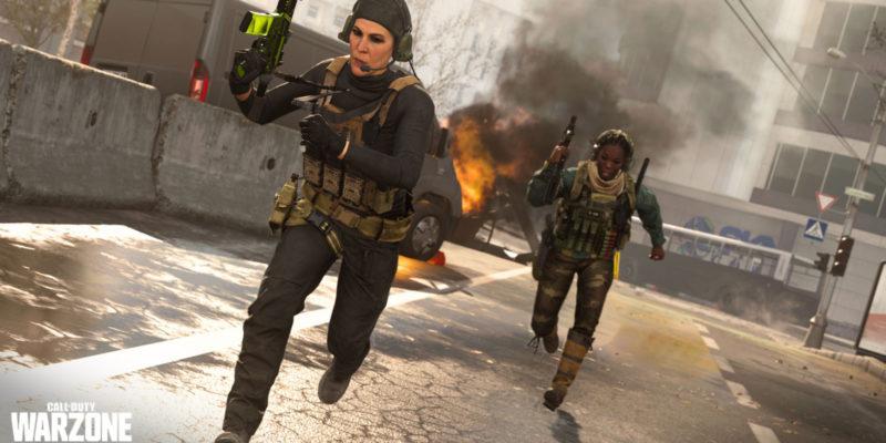 Гайд по Call of Duty: Warzone: охота на врага и поиск раздробленной информации