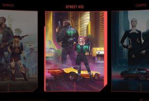 Трейлер Cyberpunk 2077 показывает три жизненных пути