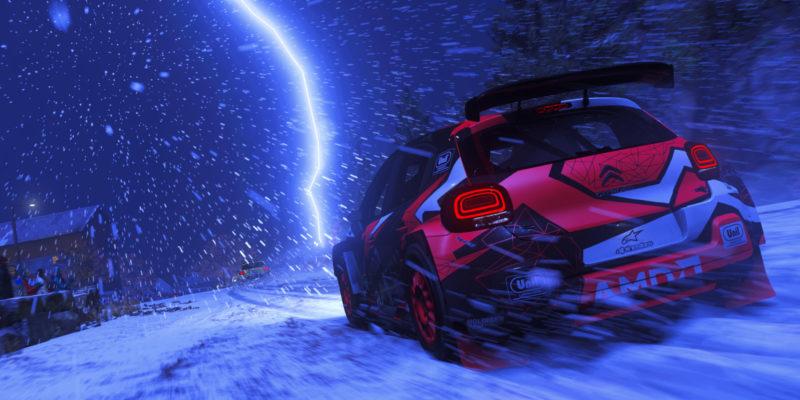 DIRT 5 отправляется в Норвегию в новом трейлере Ice Breaker