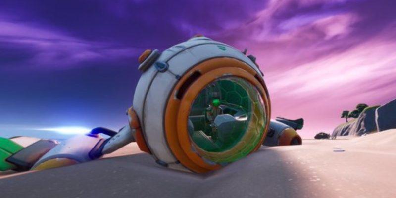 Как выполнить испытание космонавта Fortnite и запустить корабль