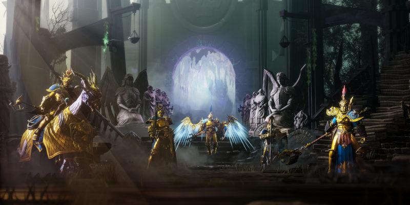 Собери свои силы в 2021 году с Warhammer Age of Sigmar: Storm Ground