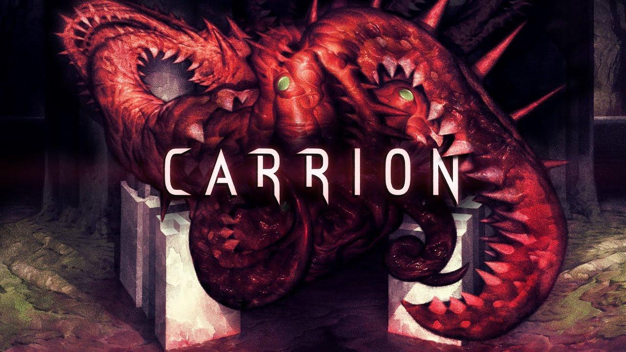 Carrion - когда ты нечто