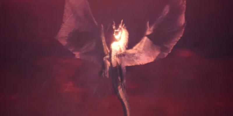 В последнем обновлении Monster Hunter World Iceborne Фаталис вернется в качестве босса