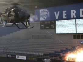 Call of Duty: Warzone как завершить пасхальное яйцо на стадионе и разблокировать чертеж Enigma