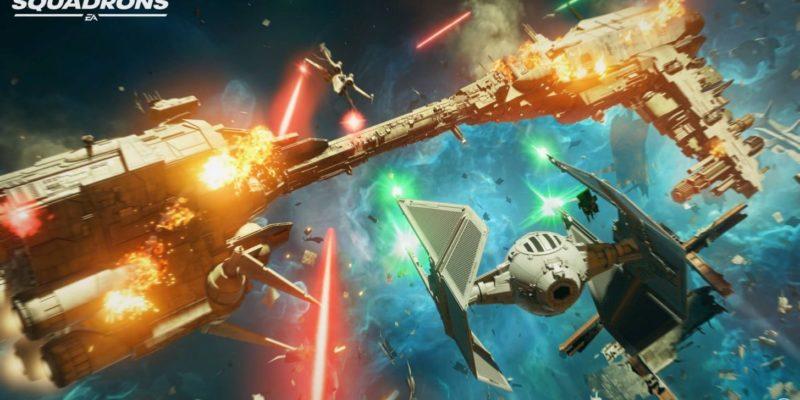 Подробно описаны варианты настройки корабля и пилота Star Wars: Squadrons