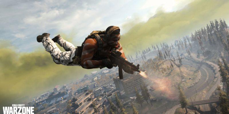 Лучший класс ISO для использования в Call of Duty: Warzone
