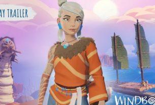 Перед релизом Windbound получает трейлер игрового процесса