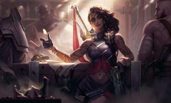 League of Legends: Samira: гайд по 10-му сезону - часть 1