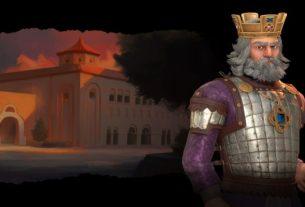 Civilization VI: New Frontier Pass - путеводитель по византийским божествам