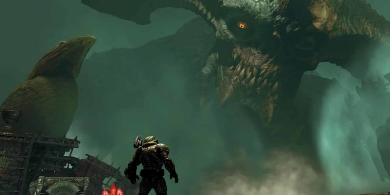 Расширение Doom Eternal, The Ancient Gods Part One, будет доступно отдельно
