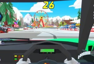 Обзор Hotshot Racing