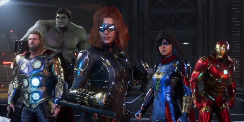 Обзор Marvel's Avengers - Мы могли бы быть героями