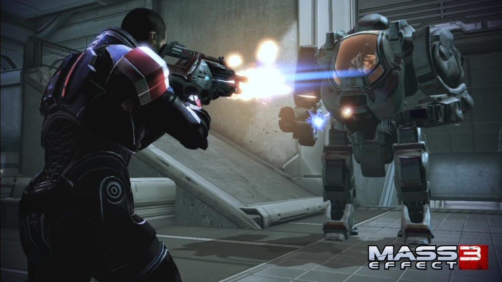 По слухам, ремастер трилогии Mass Effect выйдет в октябре этого года
