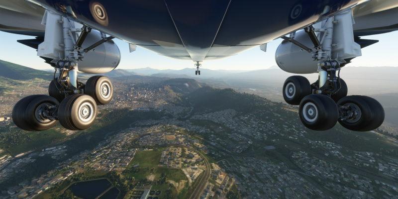 Обзор Microsoft Flight Simulator - настолько реально, насколько возможно