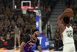 Обзор NBA 2K21 - достойная попытка воздушного шара