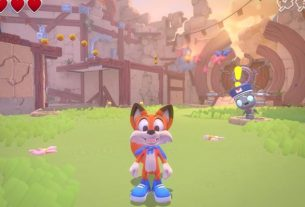 Обзор New Super Lucky's Tale