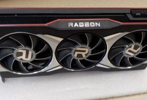 Newegg Insider перечисляет спецификации RX 6000 в последней редакции