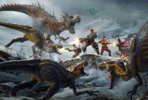Second Extinction демонстрирует жизнь с новым трейлером Raw (r) Gameplay