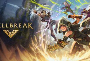 Обзор Spellbreak - Эпические битвы магов на века