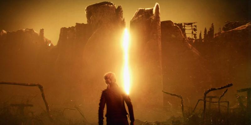 The Medium представляет новый сюжетный трейлер «Это пришло из ярости»
