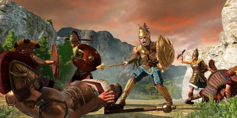 Total War Saga: Troy - гайд по фракции амазонок Пентесилеи