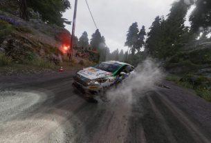 Обзор WRC 9 - Гонка не по воскресеньям
