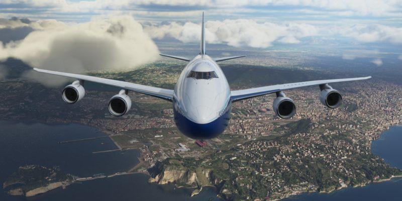 Опубликована информация о закрытом бета-тестировании Microsoft Flight Simulator VR