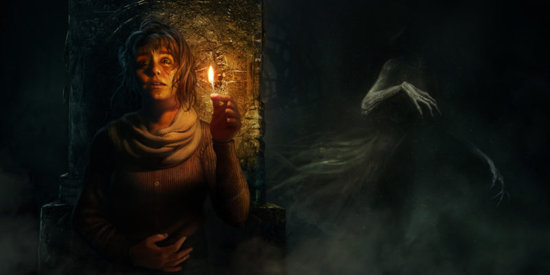 Обзор Amnesia: Rebirth