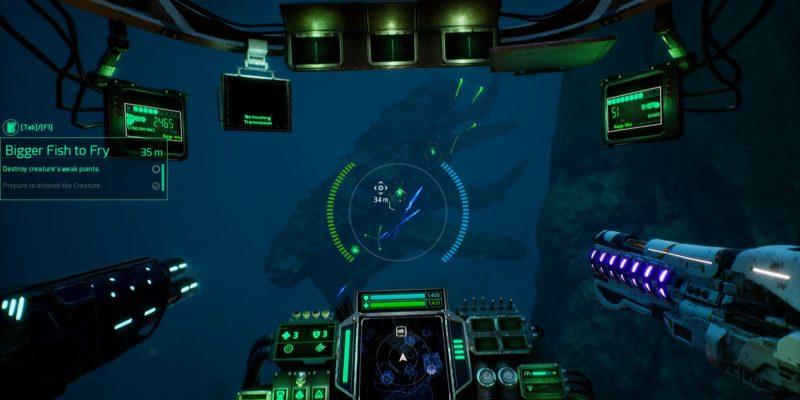 Обзор Aquanox Deep Descent